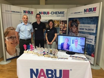 """Die NABU präsentiert sich zum ersten Mal beim """"Schaufenster Nabburg"""""""