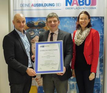 25 Jahre NABU-Oberflächentechnik GmbH in Stulln