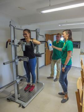 "NABU Gesundheitsaktion ""Back-Check"" ein voller Erfolg"