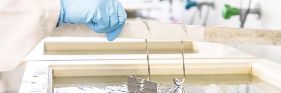 Häufig Beizen von Metall - NABU-Oberflächentechnik GmbH | Behandlung von QK49